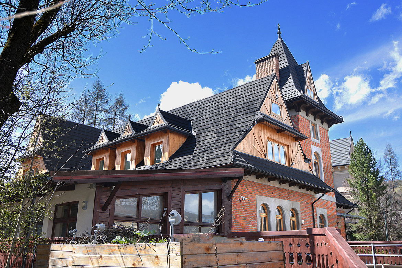 Gerard References Gerard 174 Roofs Dworzec Tatrzański