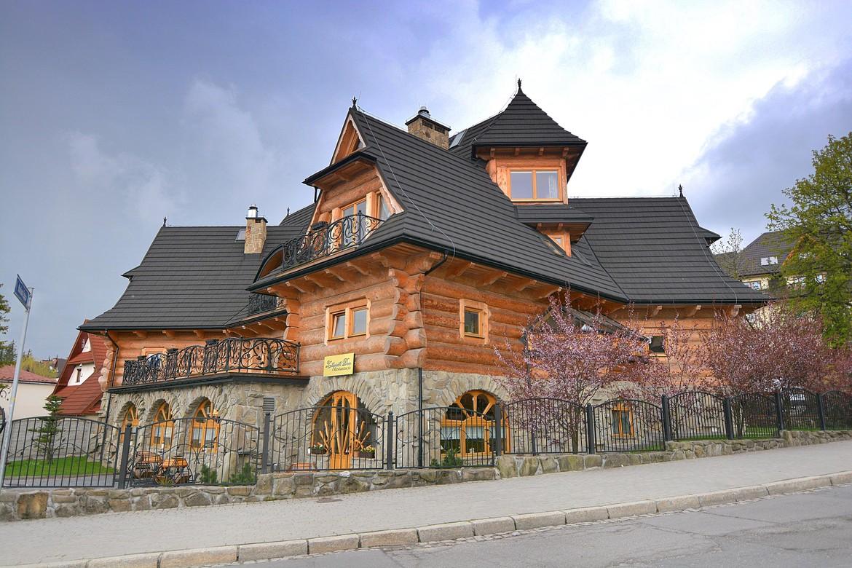 GERARD Corona Charcoal Restauracja regionalna Witów - Polska