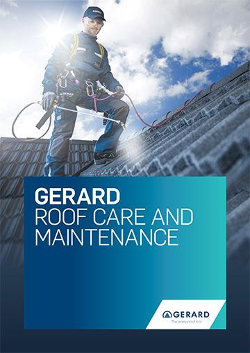 GERARD® Roof Care and Maintenance