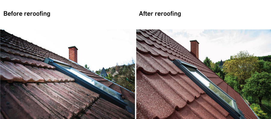 4 must-have product benefits for reroofing