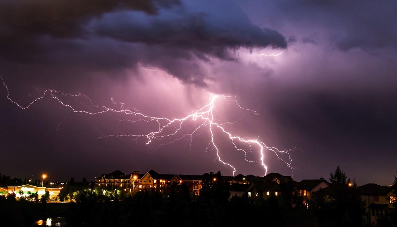 Metal roofing vs Lightning