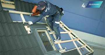 GERARD® Roofs Installation - Roof Window