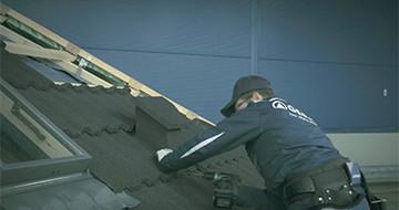 GERARD® Roofs Installation - Sanitary Vent G15-45 & Felt Penetration Sleeve