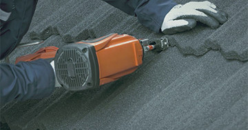 GERARD® Roofs Installation - Nail Gun